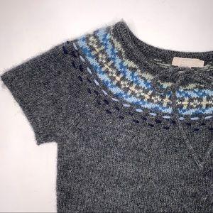 J. Crew Sweaters - J. CREW Wool Sweater Knit Jewel Neck Wool Small